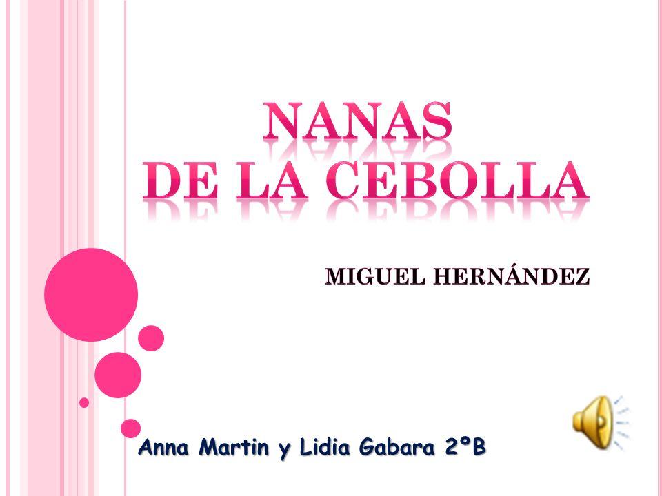 Anna Martin y Lidia Gabara 2ºB