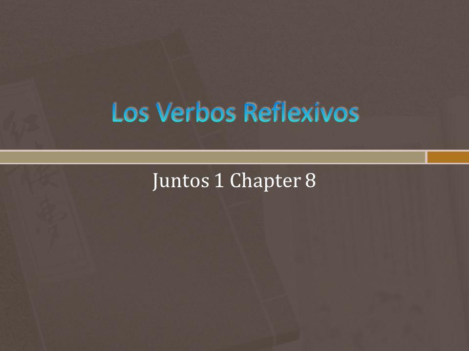 Juntos 1 Chapter 8