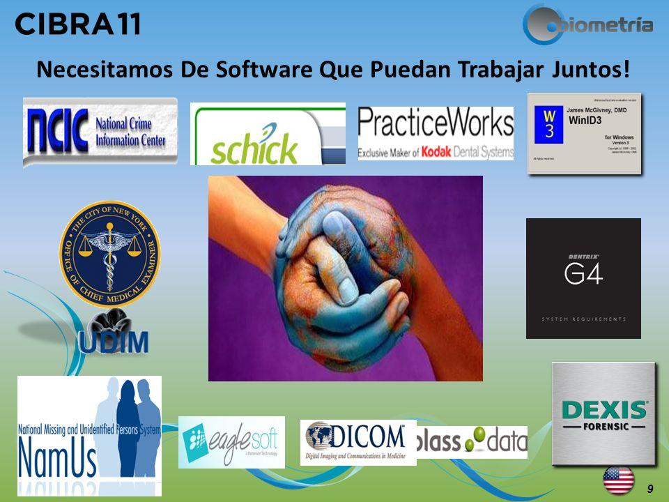 Necesitamos De Software Que Puedan Trabajar Juntos! 9