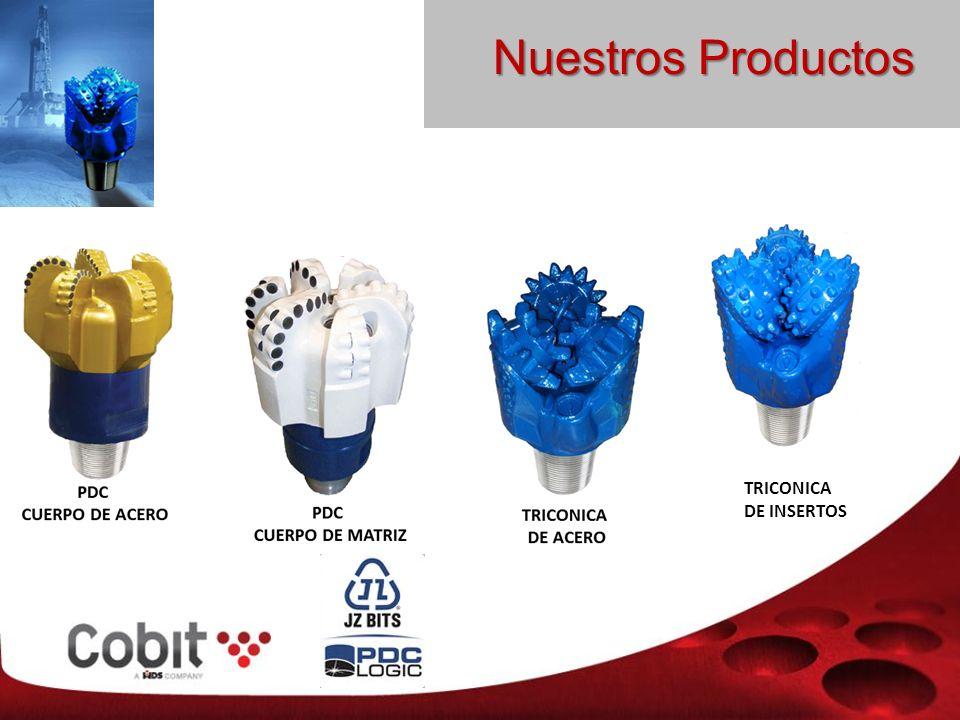 Nuestros Productos TRICONICA DE INSERTOS