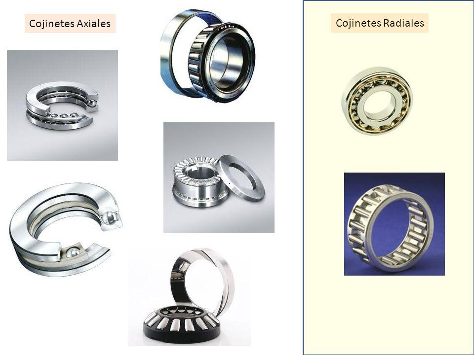 Cojinetes Axiales Cojinetes Radiales