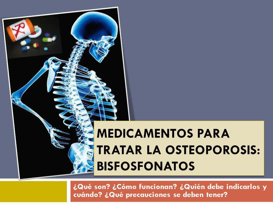 ¿Qué es la osteoporosis.La osteoporosis es una enfermedad en la que se pierde masa ósea.