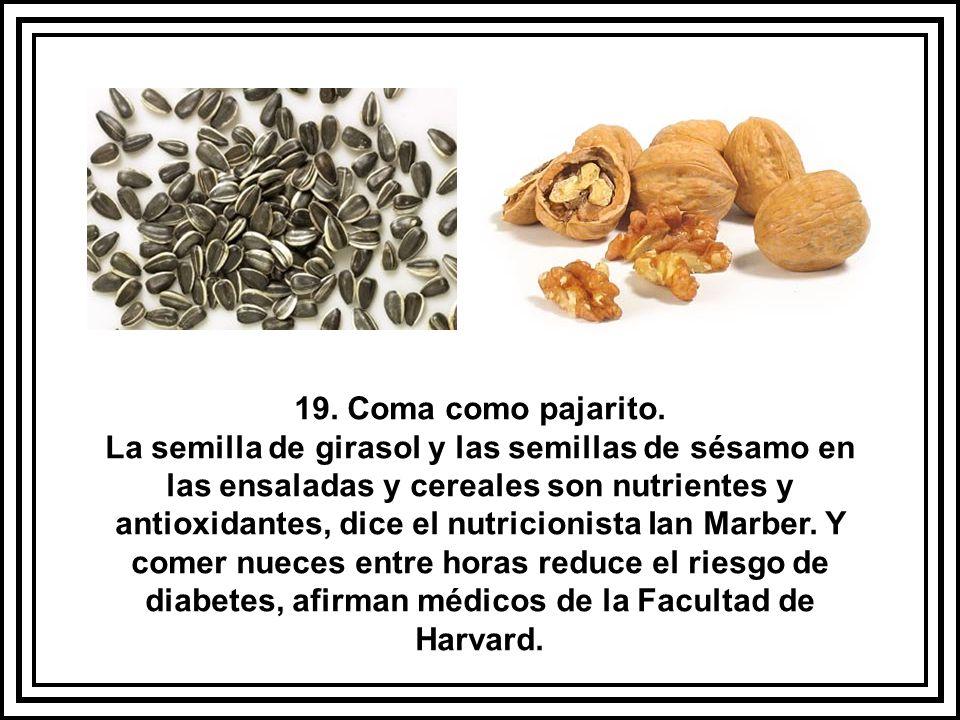 18. Reorganice la heladera. Las verduras en cualquier lugar de su heladera pierden sustancias nutritivas, porque la luz artificial del equipo destruye