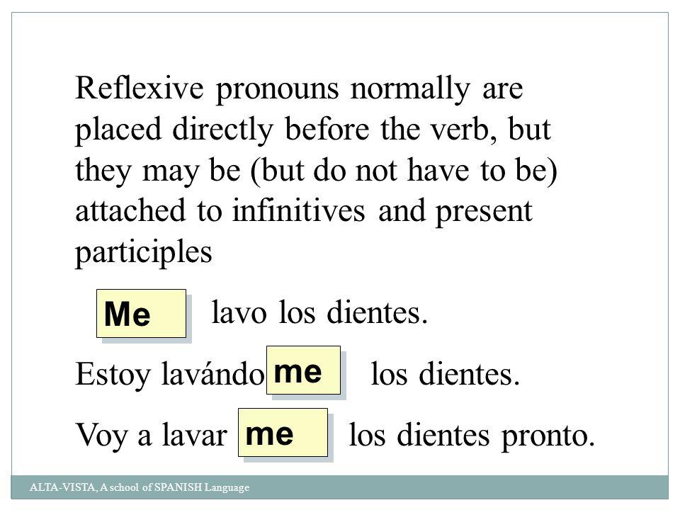 Fill in the blank with the correct reflexive pronoun: (Yo) _________ levanto a las seis.