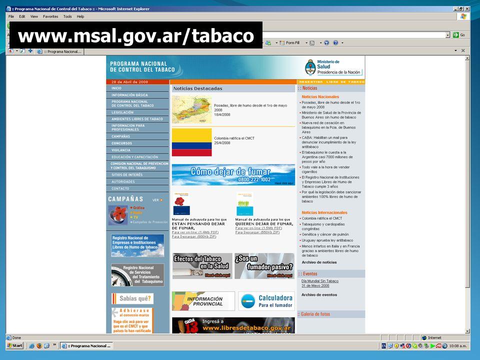 www.msal.gov.ar/tabaco