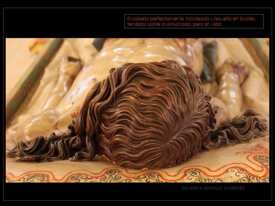 BIBLIOTECA GONZALO DE BERCEO Gregorio Fernández, escultor español, nace en Sarria (Lugo), el año 1576, y fallece en Valladolid, el 22 de enero de 1636