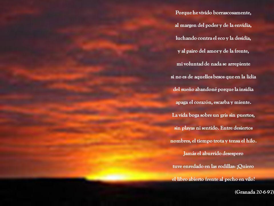 La Tertulia del Salón, A Juan J. León Poeta excelso. Amigo del alma. Montaje: Celia Correa Góngora. Música: Largo de André Rieu.