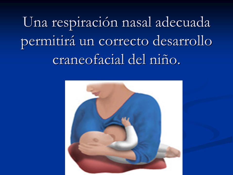 CONCLUYENDO LACTANCIA MATERNA, representa, sin lugar a dudas, una influencia significativa, para el desarrollo y maduración de los sistemas masticatorio y respiratorio del recién nacido, lo cual, le ayudará a evitar muchos problemas en el futuro.