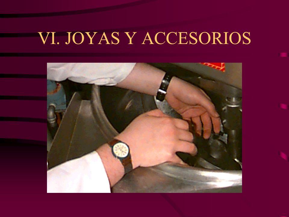 VI. JOYAS Y ACCESORIOS