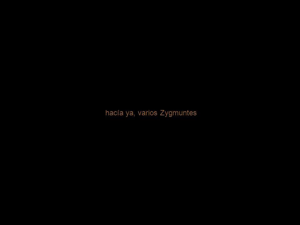 Zygmunt … así nombraban a aquel viento, que la imaginación de algún ancestro, había creado