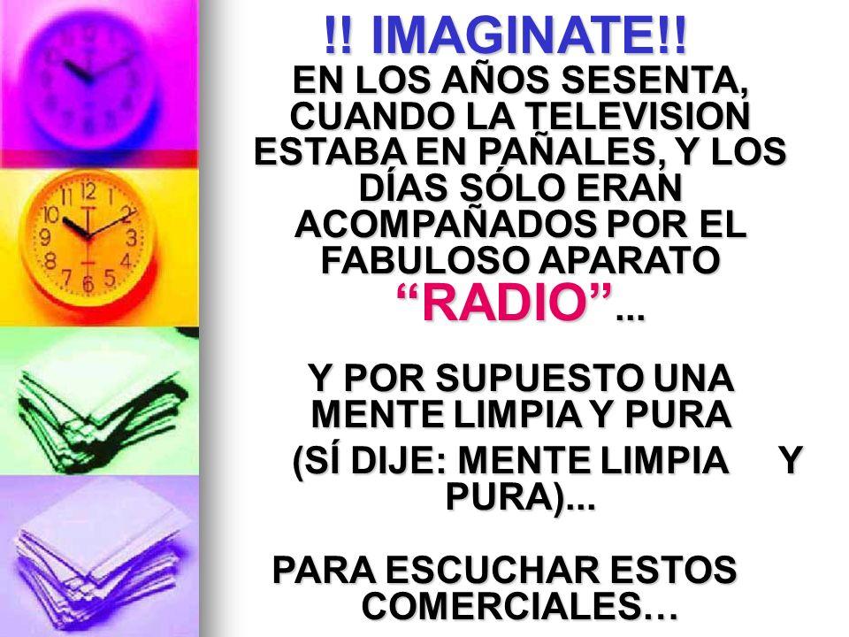 La nostálgica radio