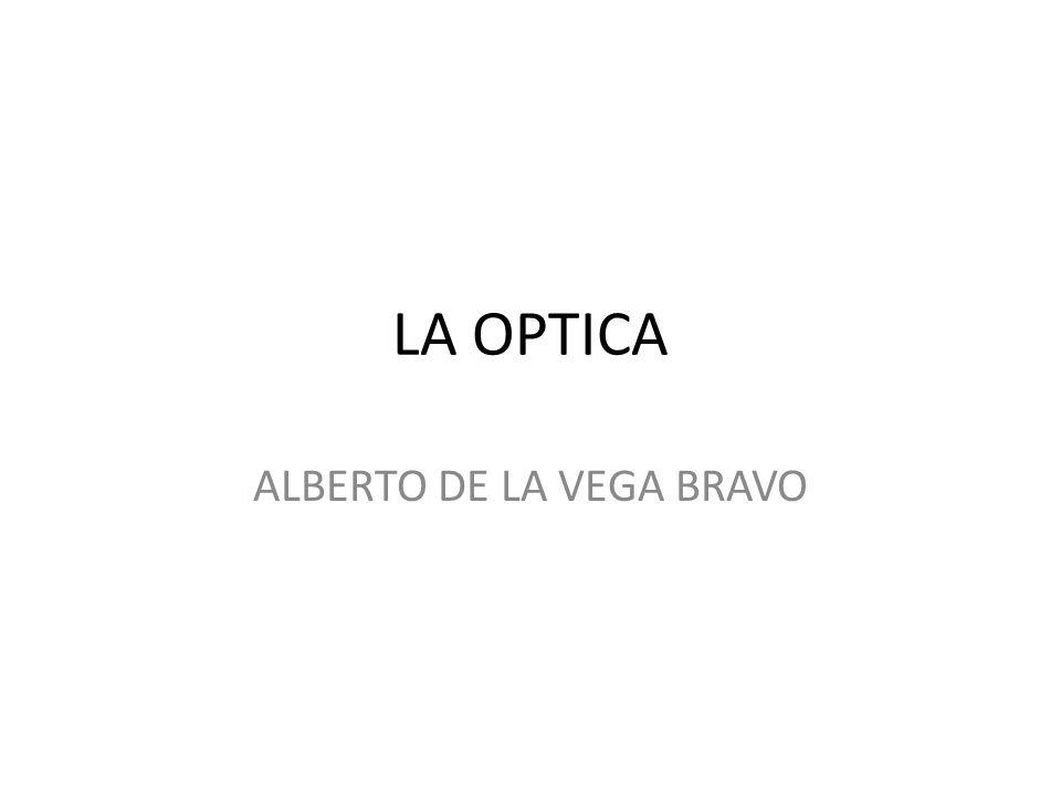 LA OPTICA ALBERTO DE LA VEGA BRAVO