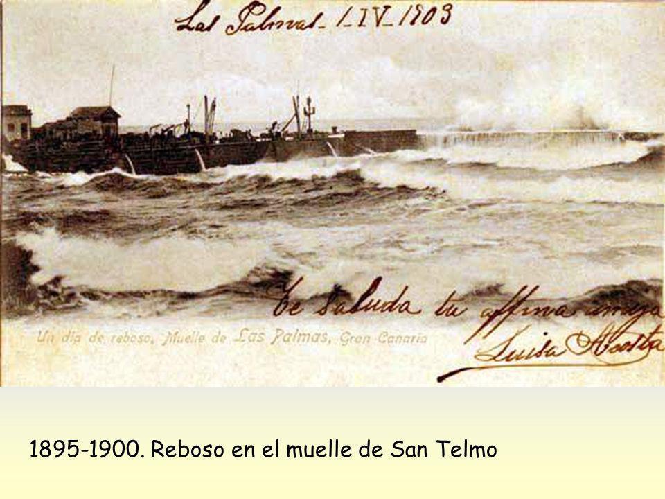 Cuatro años después se constituyó la Junta del Puerto, para dirigir su marcha. En estos años.cincuenta el dique había sufrido las inclemencias de los