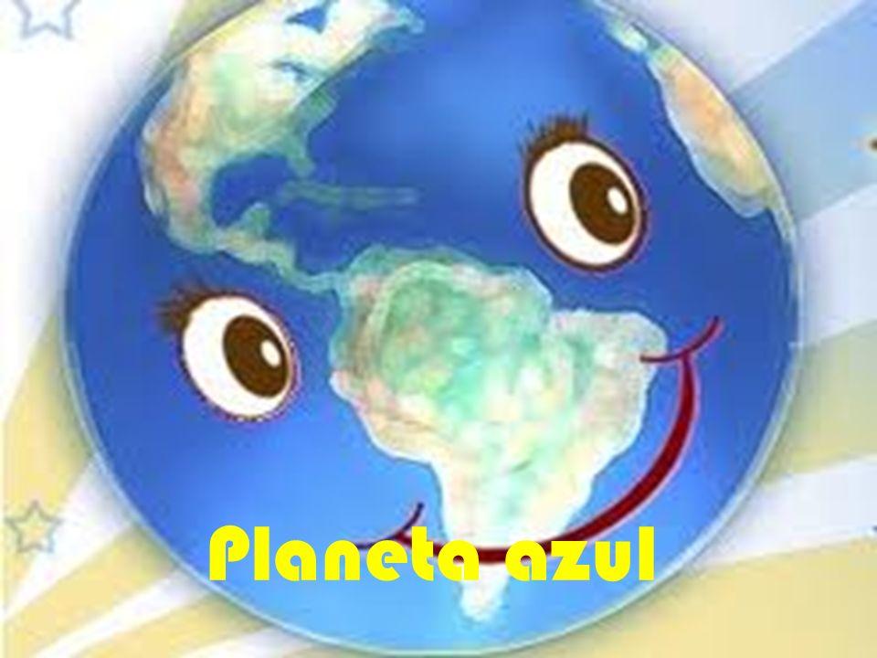 ¿Sabías qué…? El denominado planeta azul es el tercer planeta del Sistema Solar.