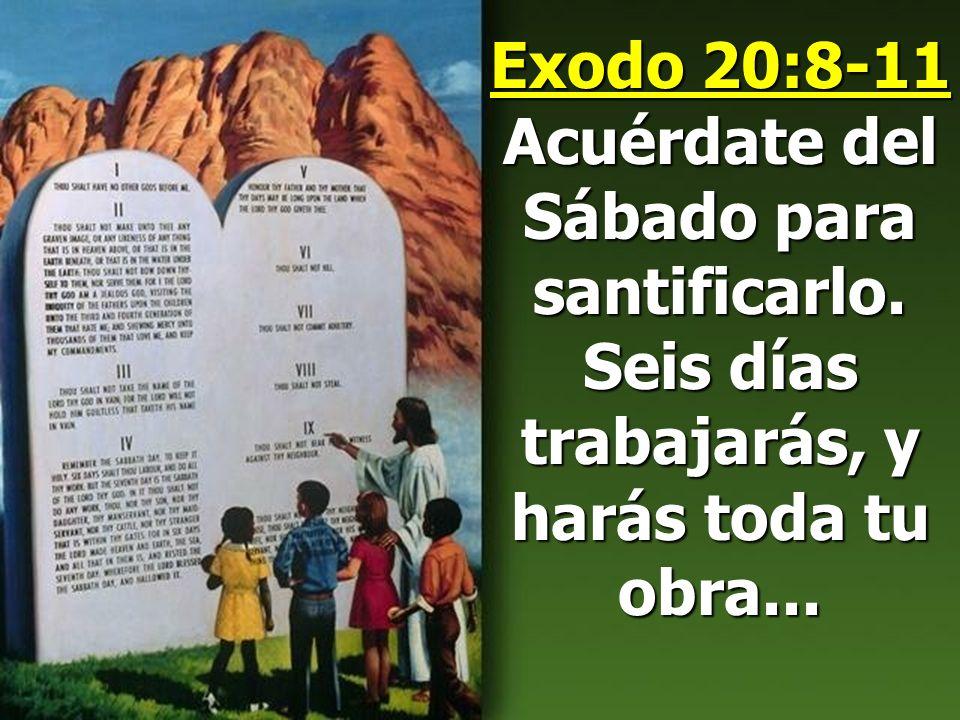 Génesis 2:2-3 Y acabó Dios en el día séptimo la obra que hizo; y reposó el día séptimo de toda la obra que hizo. Y bendijo Dios al día séptimo, y lo s