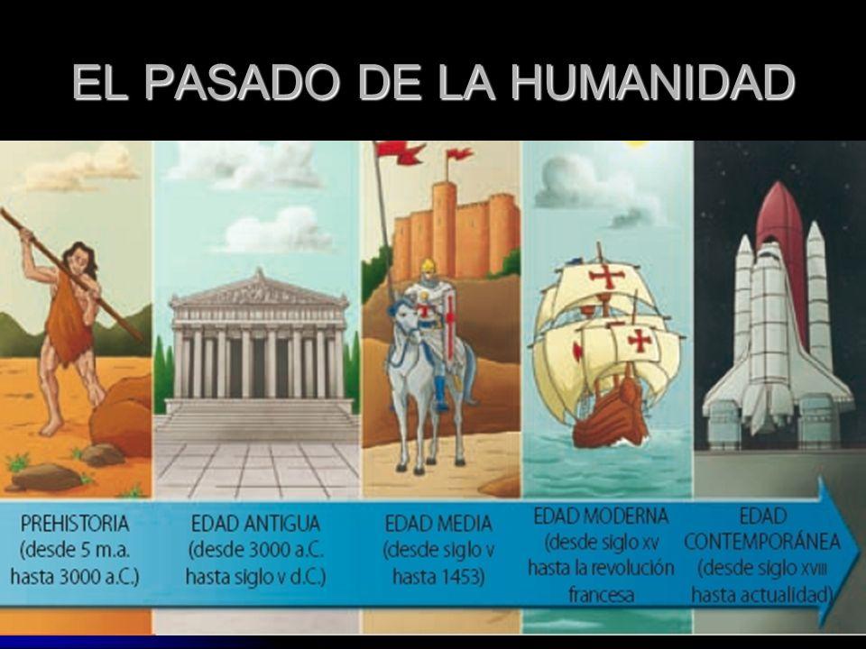 EL PASADO DE LA HUMANIDAD