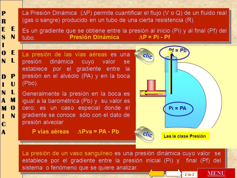 a b c Pt Pest P t = P est + P c En los fluidos ideales el............ sistema es caracterizado con una sola presión total (Pt), en razón de que la ene