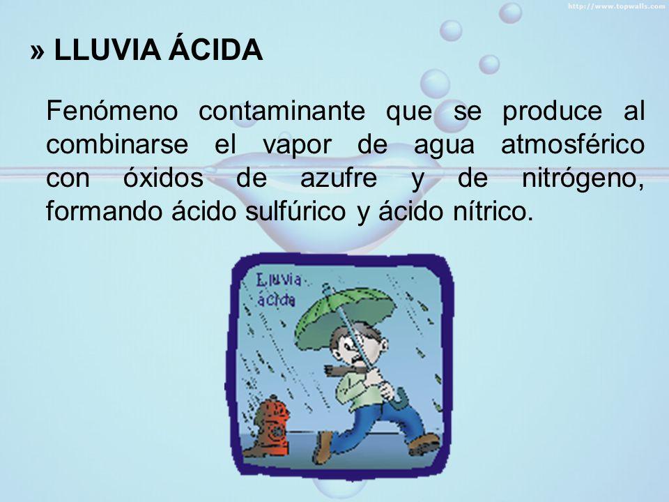 CLASIFICACIÓN DE LOS CONTAMINANTES BiodegradablesNo degradables Se descomponen con facilidad por acción de las bacterias.