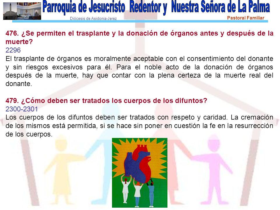 Diócesis de Asidonia-Jerez Pastoral Familiar 476.