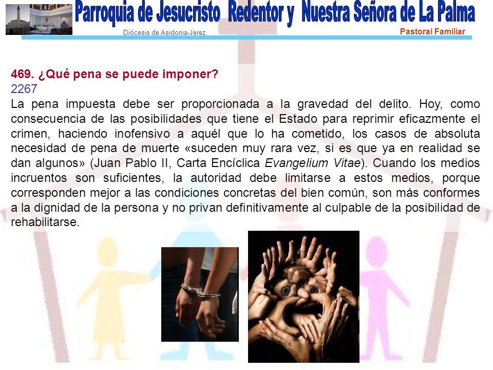 Diócesis de Asidonia-Jerez Pastoral Familiar Las guerras desatan la violencia y dan lugar a muchos abusos.