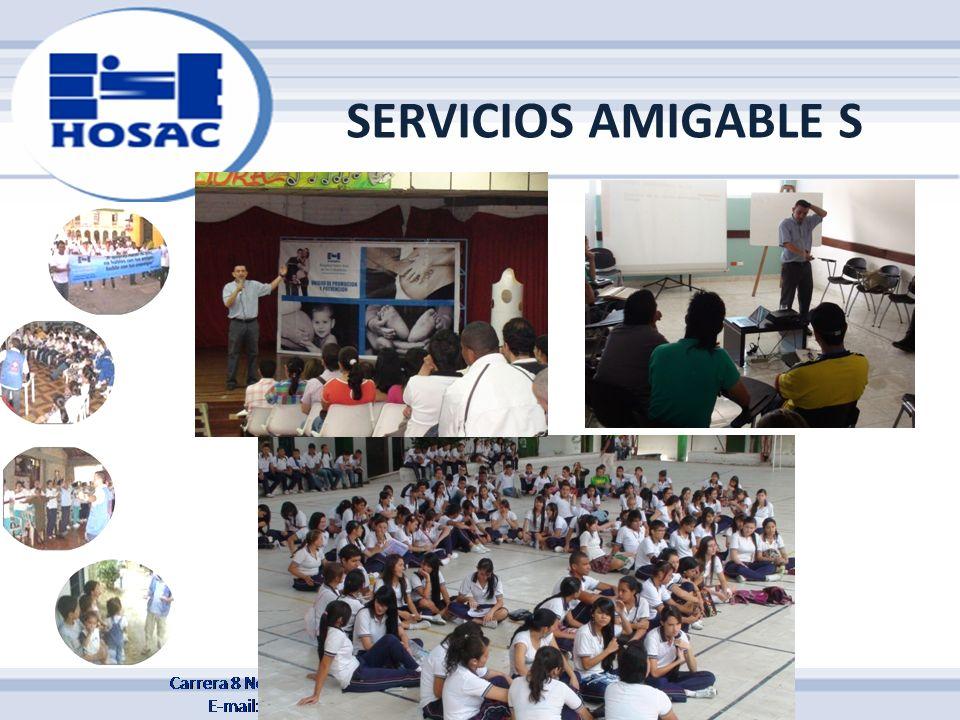SERVICIOS AMIGABLE S