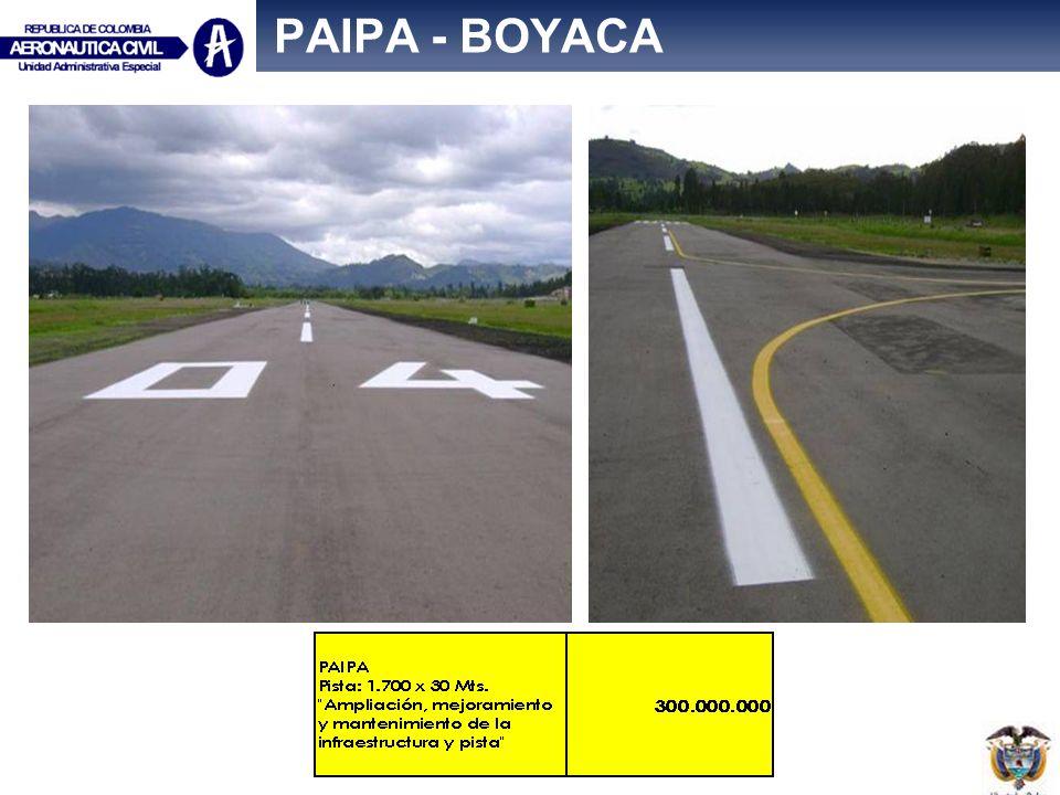 PAIPA - BOYACA