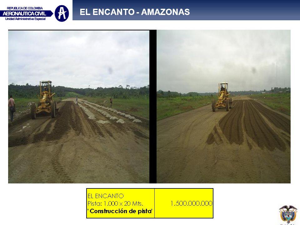 EL ENCANTO - AMAZONAS