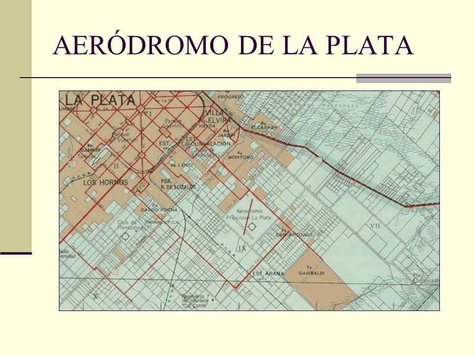 AERÓDROMO DE LA PLATA