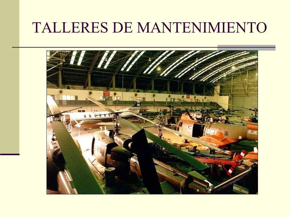 TALLERES DE MANTENIMIENTO