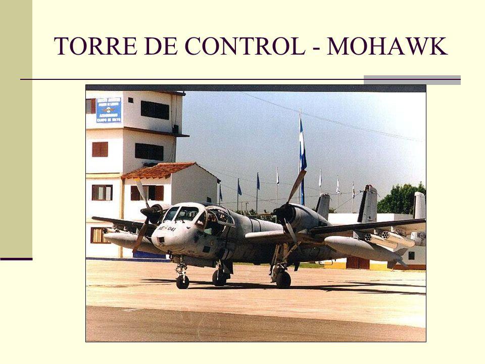 TORRE DE CONTROL - MOHAWK