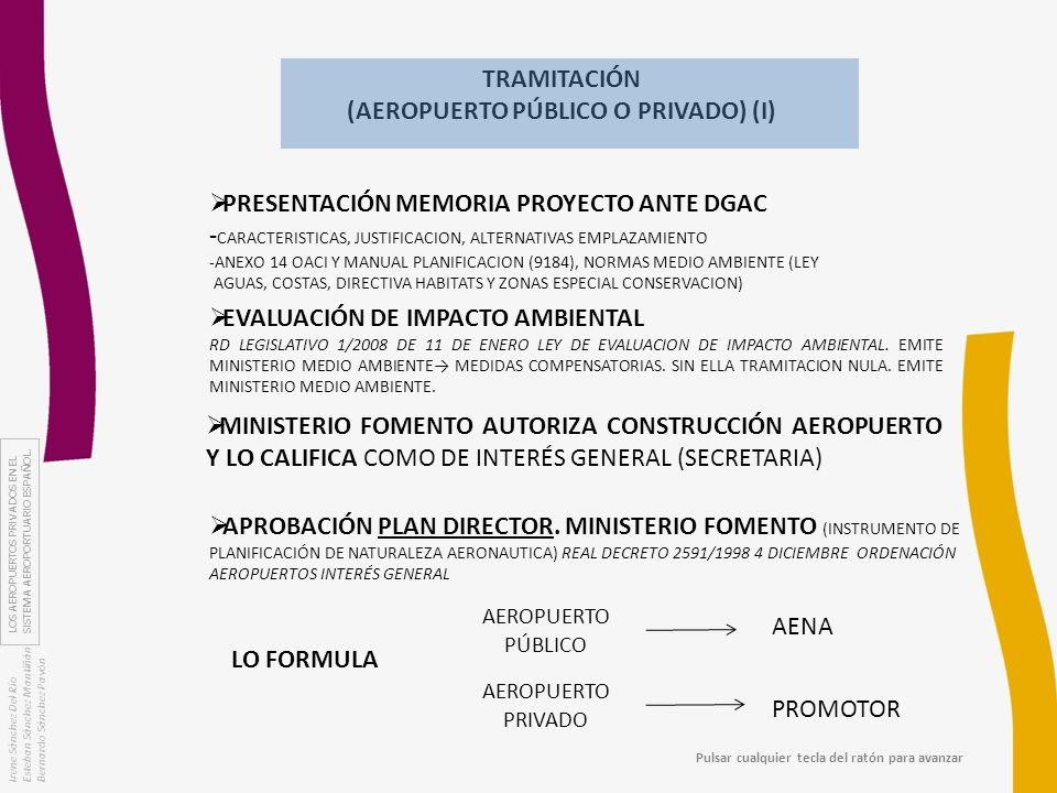 -NATURALEZA: INFORME DEMANDA, CAPACIDAD AEROPUERTO, EMPLAZAMIENTO, CARACTERISTICAS, IMPACTO EN ENTORNO, TIPOS DE AERONAVES, FASES DE CRECIMIENTO.