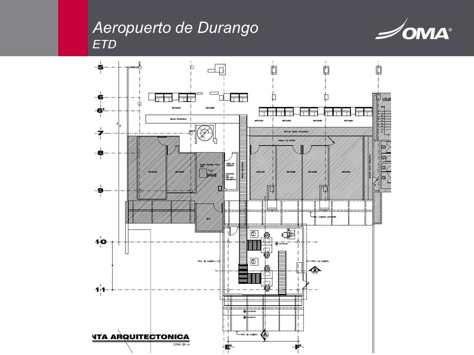 Aeropuerto de Monterrey Estado Actual