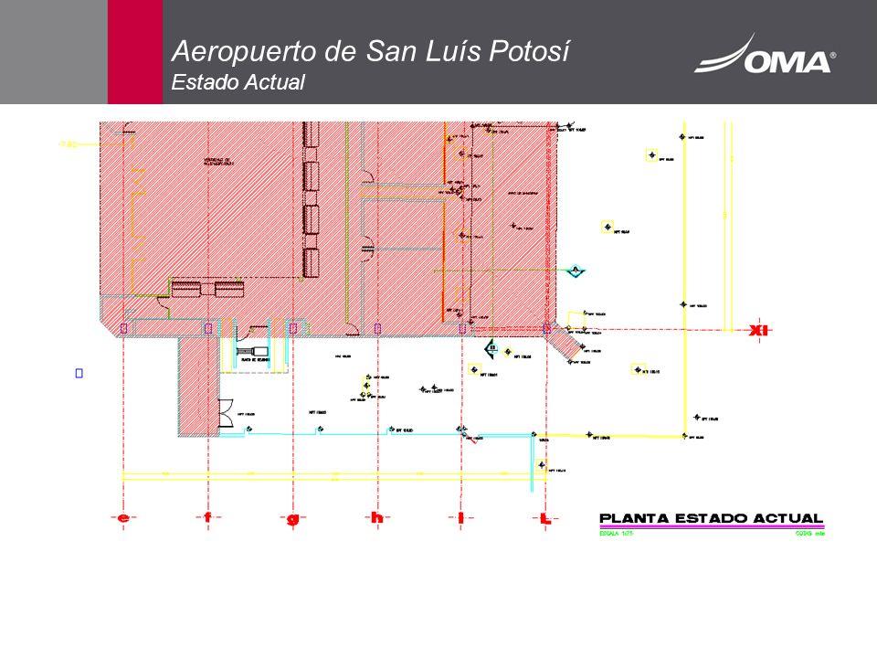 Aeropuerto de Culiacán Proceso Constructivo