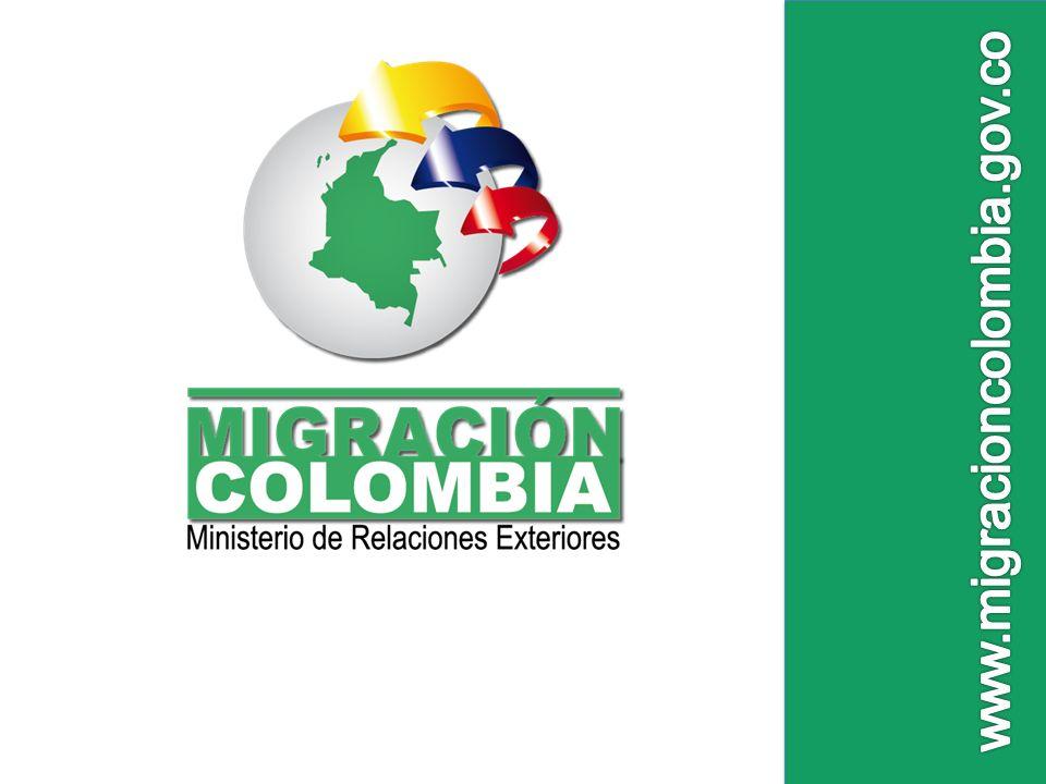 El Gobierno Nacional, por medio del Decreto 4062 del 31 de octubre de 2011 creó la Unidad Administrativa Especial de Migración Colombia, como una entidad civil de seguridad; autónoma y adscrita al Ministerio de Relaciones Exteriores El Objetivo de la Unidad Administrativa Especial de Migración Colombia es ejercer como autoridad de vigilancia, control migratorio y de extranjería de acuerdo con las leyes que en esta materia promulgue el Gobierno Nacional.