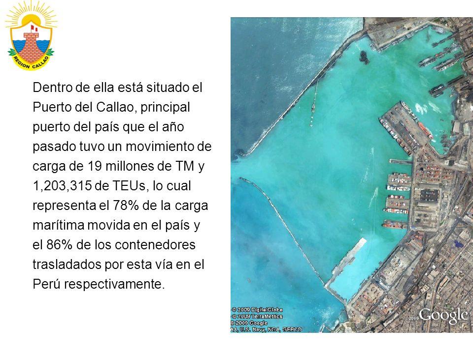Sus límites: Norte: distritos de Santa Rosa y Puente Piedra; Este: distritos de San Martín, Lima, Breña, y Magdalena Vieja; Sur: con San Miguel Oeste: