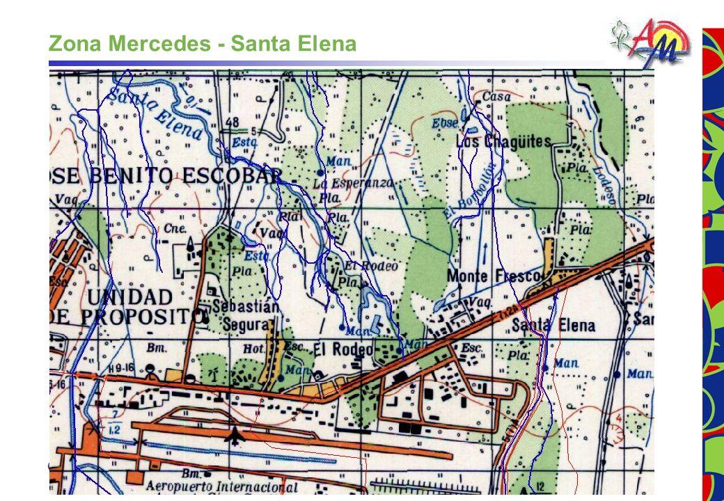 20 Zona Mercedes - Santa Elena