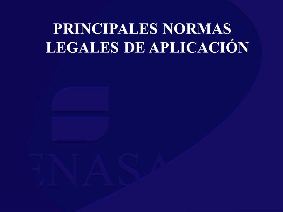 Principales normas de aplicación en los Puestos de Barreras Sanitarias Resolución SENASA N°5 del 5 de abril de 2001.