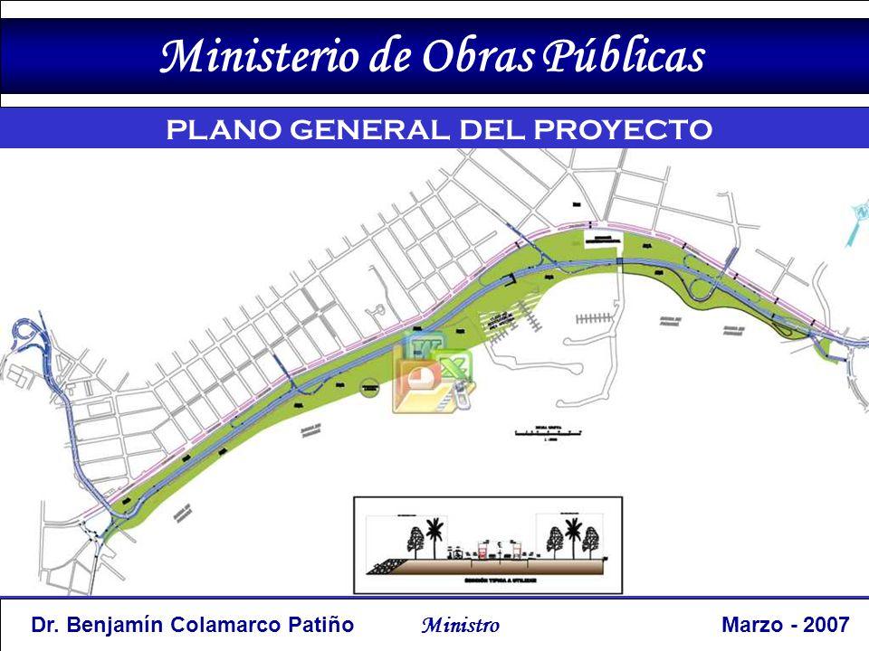 PLANO GENERAL DEL PROYECTO Dr.