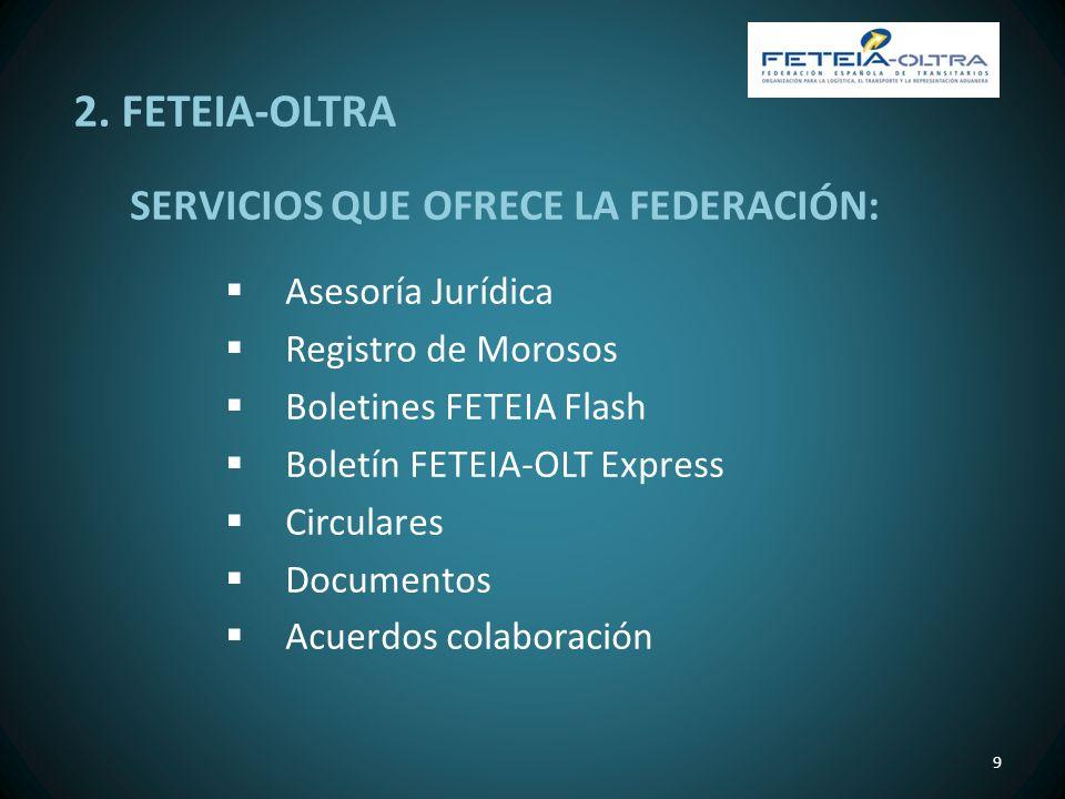 5.EL FUTURO INTERMODAL COMPETENCIA MODAL VS.