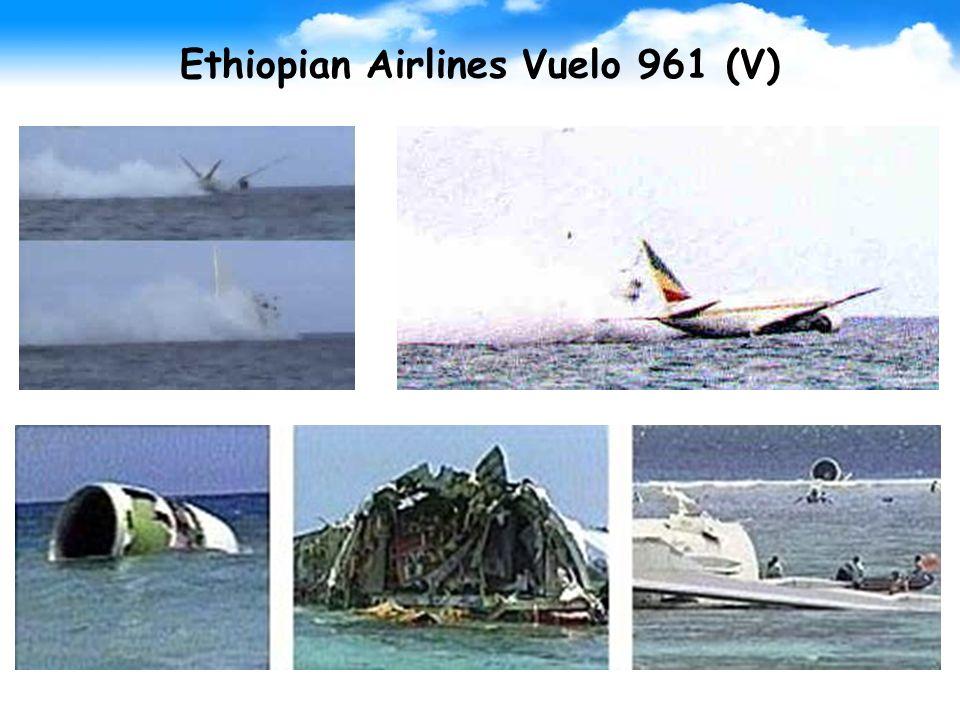 Ethiopian Airlines Vuelo 961 (V)