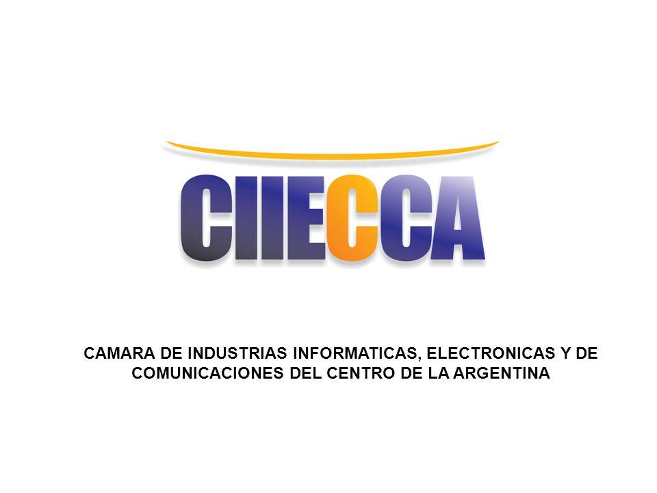 MISIÓN Agrupar, coordinar, sinergizar, desarrollar, colaborar y representar a las diferentes áreas del sector de la Tecnología Electrónica, Informática, Comunicaciones y TIC´s en su camino de mejora competitiva y creación de cadenas propias de valor o de inserción en las cadenas de valor de otros negocios globales.VISIÓN Representar al sector empresario más dinámico de la economía del Centro de Argentina en su integración en las cadenas de valor de negocios globalesVALOR Confianza, Ética, Transparencia, Perseverancia, Creatividad, Trabajo, etc.