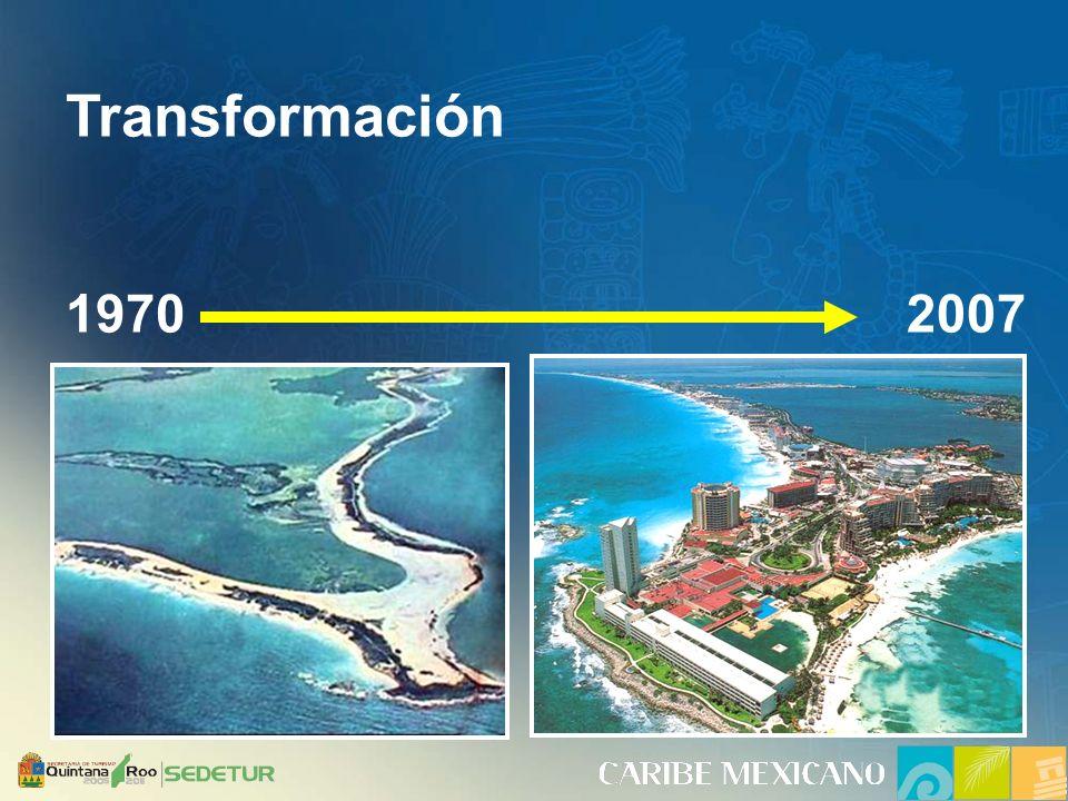 Transformación 19702007