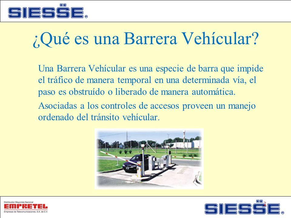 Instalación Barrera Loop Detector de masas La instalación básica solo requiere estos elementos 13