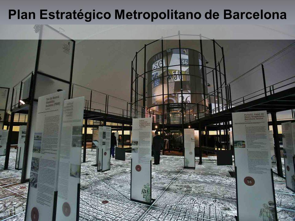 Indicadores de Barcelona y AMB Población Bcn (06-2009): 1.638.103 hab.
