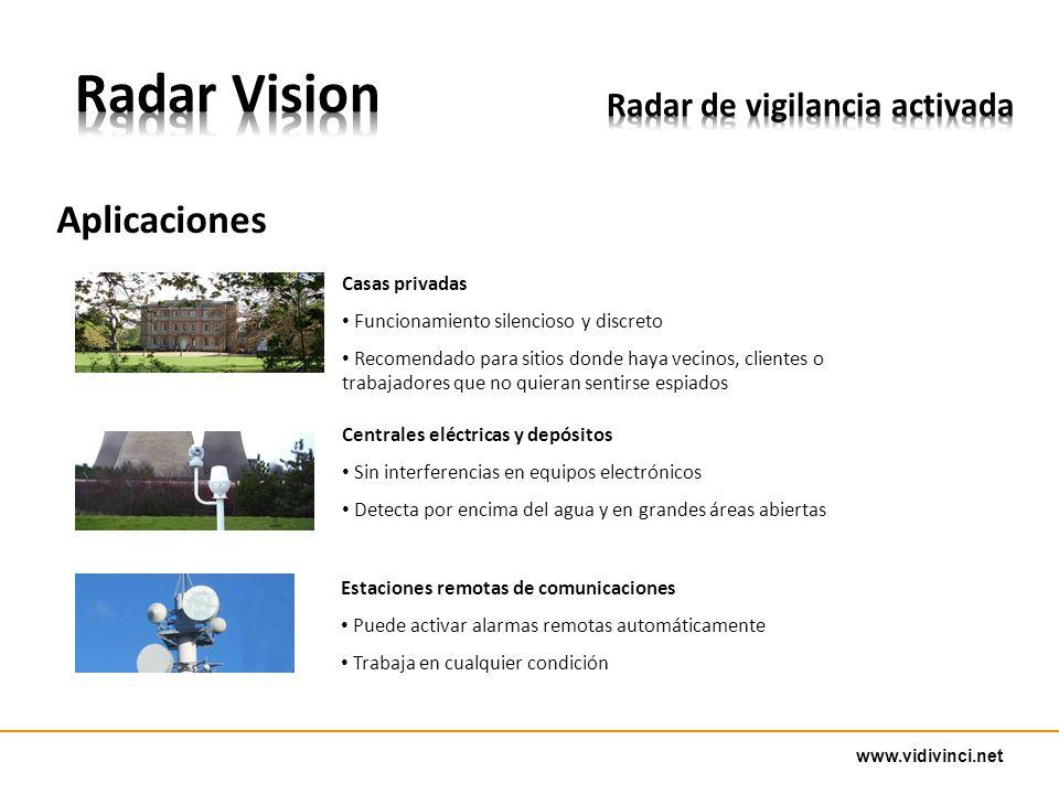 www.vidivinci.net Casas privadas Funcionamiento silencioso y discreto Recomendado para sitios donde haya vecinos, clientes o trabajadores que no quier