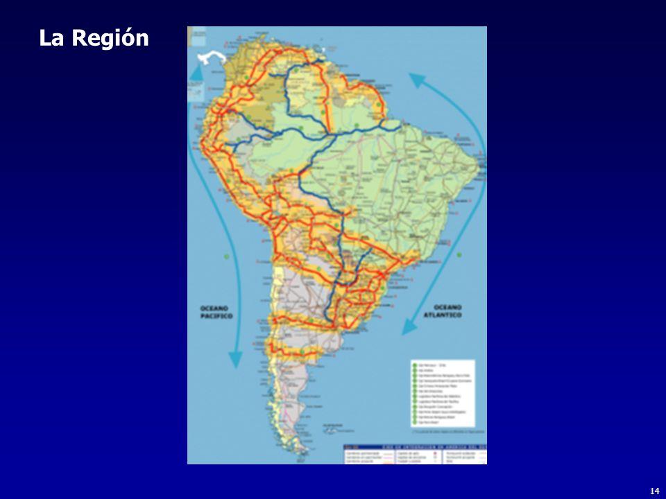 14 La Región