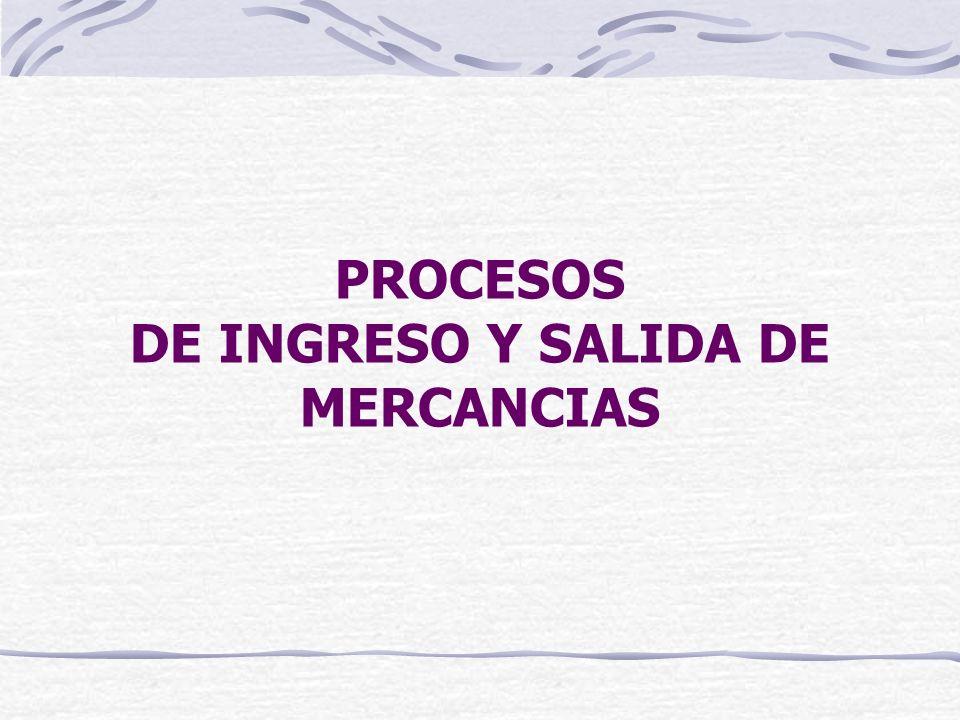 Proceso Salida de Mercancías Ingreso a Zona Primaria Con la aceptación a trámite del Documento Único de Salida- (DUS-AT), las mercancías pueden presentarse para su ingreso a zona primaria y posterior Autorización de Salida.