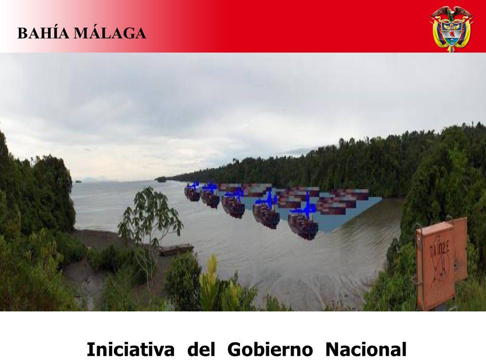 Iniciativa del Gobierno Nacional BAHÍA MÁLAGA