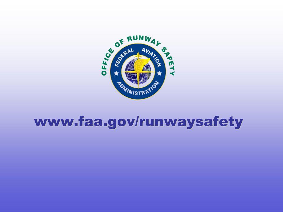 www.faa.gov/runwaysafety