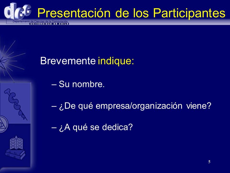 16 Introducción ¿Qué es información esencial en mi negocio? Ejemplos de nuestros negocios...